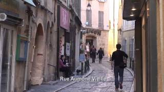 Aix-en-Provence France  City new picture : Aix en Provence walking tour