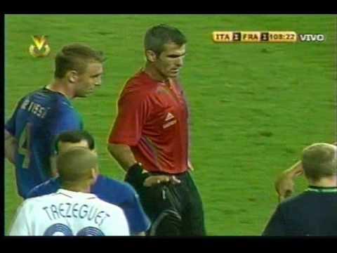 FIFA World Cup Germany 2006: Italy Vs France (Venevisión) - Part One