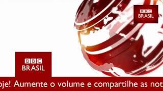 Assista ao boletim de notícias internacionais da BBC Brasil Dois Minutos pelo Mundo, transmitido no Brasil pela rádio CBN às 6:30 (de Brasília)
