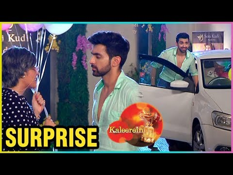 Meera SURPRISES Vivaan To Cheer Him Up | Kaleerein