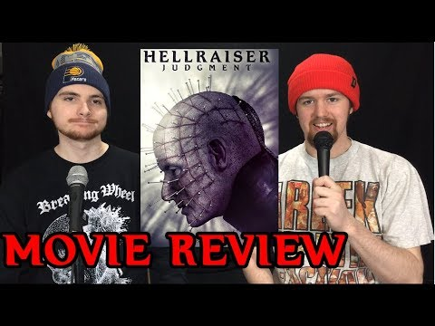 Hellraiser: Judgement (2018) Movie Review Discussion