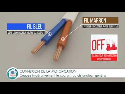 Motorisation volets battants THOMSON- Guide d'installation