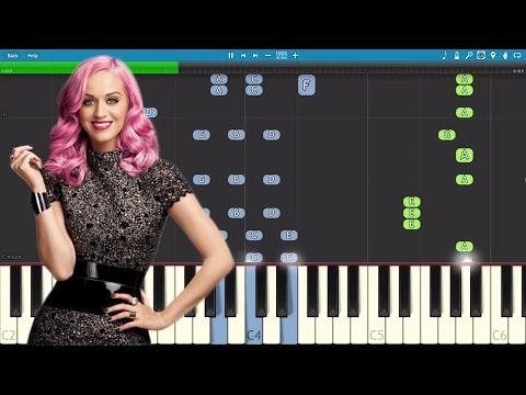 видео игры на фортепиано - Chained To The Rhythm (ft. Skip Marley)