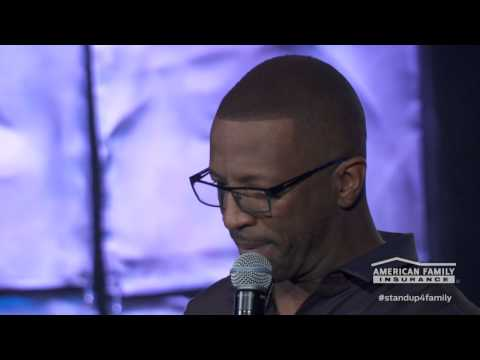 Rickey Smiley - Growing Up Broke