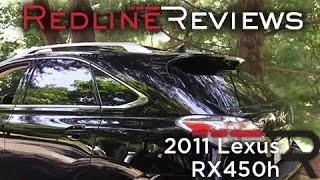 2011 Lexus RX450h Walkaround, Review, Test Drive