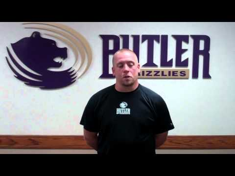 Soccer: Coach Hunter after Butlers 11-0 win over Allen County