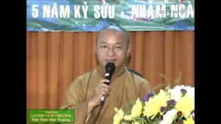 Vấn đáp: Lạy Phật và song tu Thiền Tịnh - TT. Thích Nhật Từ