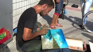 Video Artista de Rua - Vagner Terra MP3, 3GP, MP4, WEBM, AVI, FLV Maret 2019
