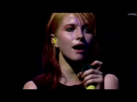 fbr15 - Paramore performing My Heart (Acoustic) live at the Fueled By Ramen 15th Anniversary show at Terminal 5 in New York. Check out my channel for more videos fro...