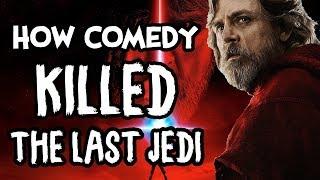 Video The Last Jedi - How Comedy Can Kill A Movie MP3, 3GP, MP4, WEBM, AVI, FLV Januari 2019