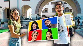 I Gave New iPhone 11's To Anyone Who Knew These Celebrities...