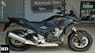 10. HOT News !!! 2018 Honda CB500X SE Exclusive Features Edition First Impression  HD spec & price