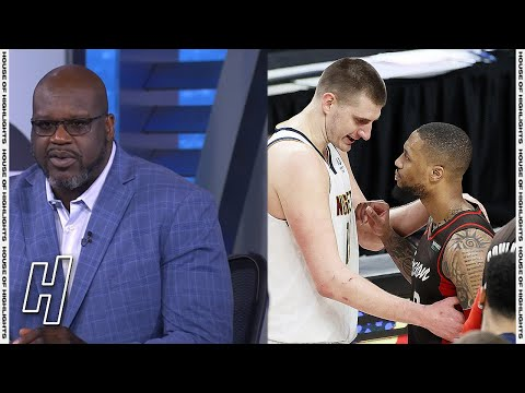 Inside the NBA Reacts to Nuggets vs Blazers Game 6 Highlights | 2021 NBA Playoffs