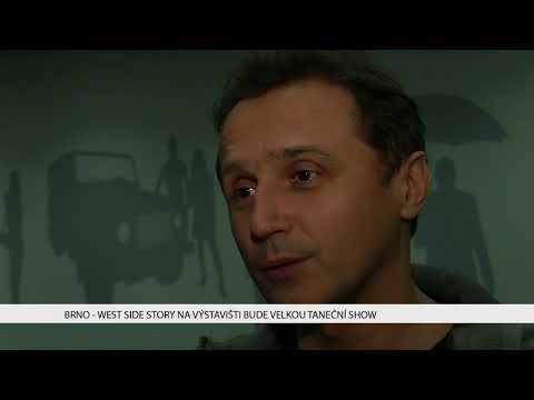 TV Brno 1: 24.11.2017 West Side Story na Výstavišti bude velkou taneční show