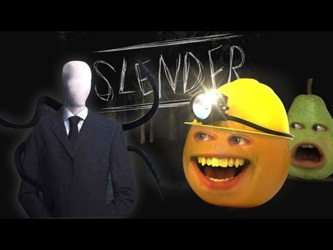 realannoyingorange - Orange searches for Slenderman's 8 pages...and annoys everyone in the process. AO Graphic Novel! http://bit.ly/REoJrI MERCH: AO TOYS! http://bit.ly/AOToys T-...