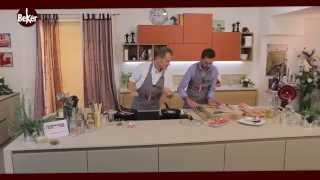 Ospite in Cucina - TASCA DI POLLO AL RADICCHIO con Gianluca Moro
