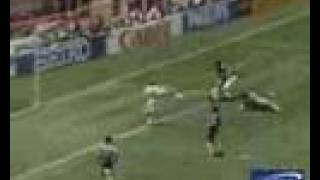 Maradona le but du siècle - YouTube