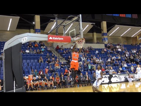 Campbell vs. UNC Asheville