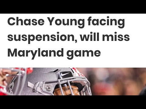 Ohio State bought Chase Young - Urban Meyer doesn't remember because of brain cyst