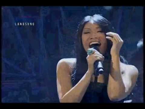 Anggun on X Factor - Takut (New Version)