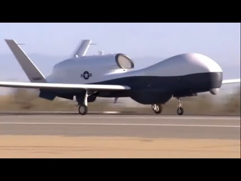Iran/USA: Super-Drohne Global Hawk von Revolutionsgarde ...
