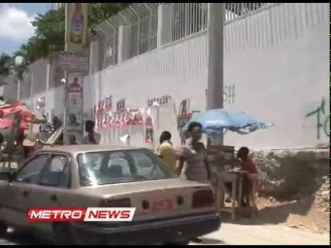 Haiti video news: METRONEWS 23 JUILLET 2015 1