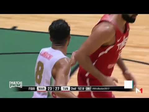العرب اليوم - شاهد: مشاركة مشرفة للمنتخب المغربي في بطولة أفريقيا لكرة السلة
