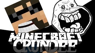 Minecraft: CRUNDEE CRAFT | Giant Troll!! [32]
