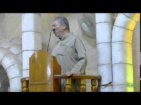 خطبة الجمعة لفضيلة الشيخ عبد الله 4/7/2014