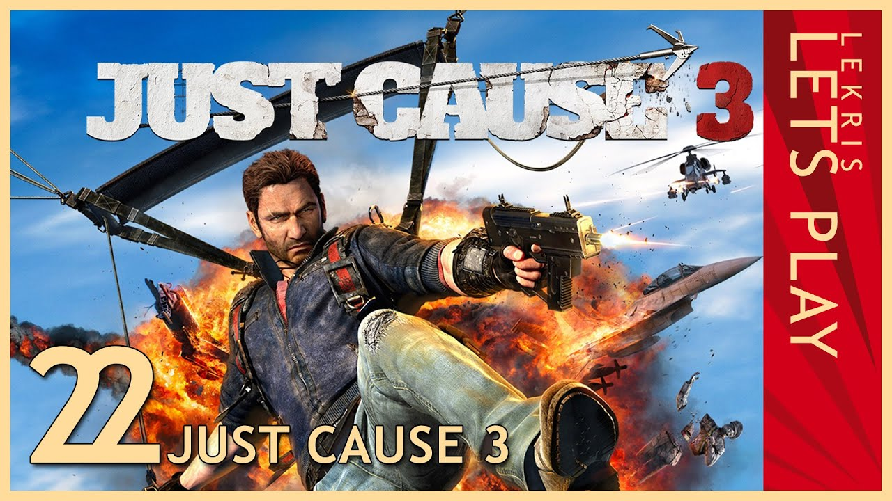 Just Cause 3 - Twitch Stream #22 10.05.2016 - 20:30 - Rico befreit Provinzen