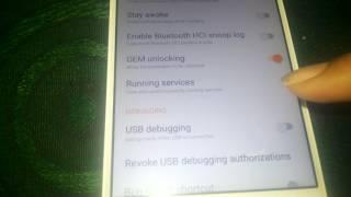 Gionee s6s remove frp lock