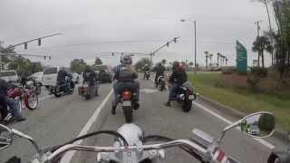 8. 2015 Suzuki c50 demo ride part 1