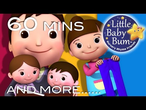 Little Baby Bum | No Monster Song | Nursery Rhymes For Babies | Songs For Kids