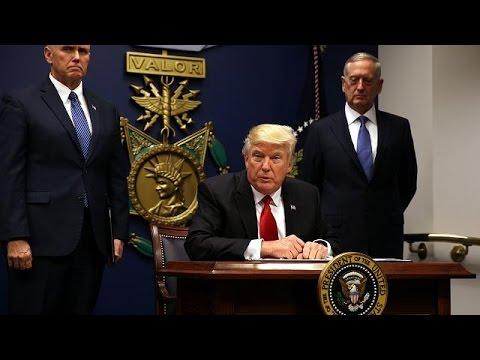 Στα άκρα η κόντρα Τραμπ – δικαιοσύνης για το κλείσιμο των συνόρων