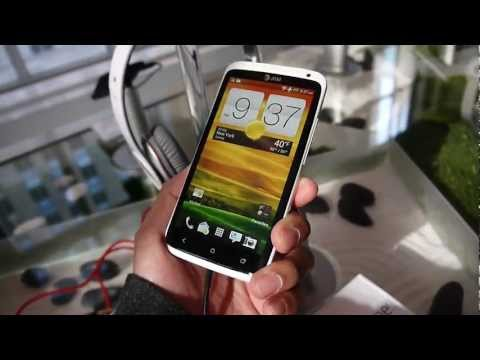 HTC One X (April release)