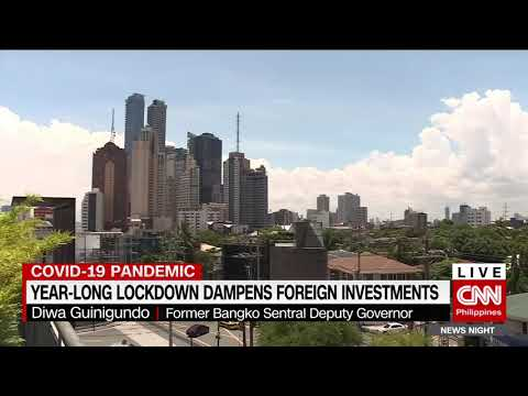 Year-long lockdown dampens foreign investments