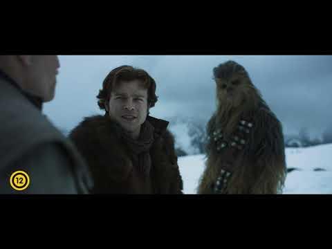 Solo: Egy Star Wars-történet (12) - hivatalos szinkronizált előzetes #1
