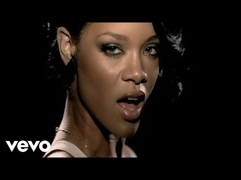 Rihanna - Umbrella Orange Version