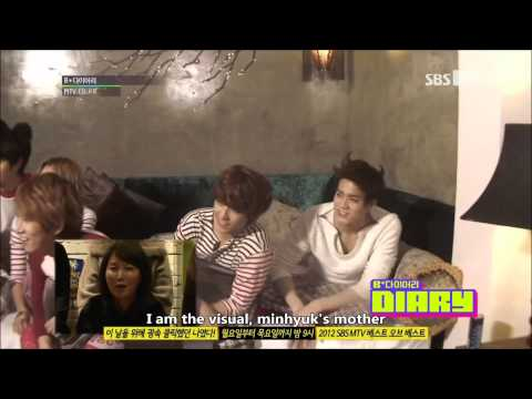 HD (ENG)130101 BTOB B+ Diary Ep 5 Part(4/6) [Final] (видео)