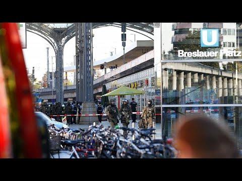 Γερμανία: Ομηρία και πυροβολισμοί σε σιδηροδρομικό σταθμό στην Κολωνία…