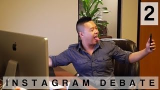 Instagram Debate - AT MMO ATTACK