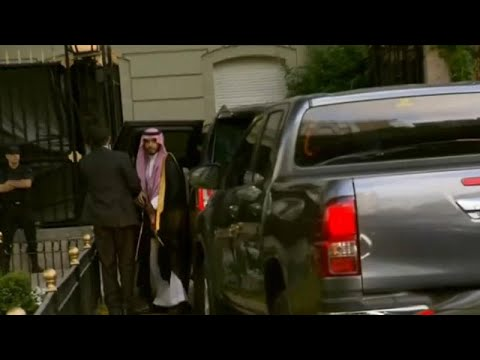 Στην Αργεντινή για τη σύνοδο των G20 ο Σαουδάραβας πρίγκιπας μπιν Σαλμάν…