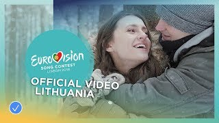 Video Ieva Zasimauskaitė - When We're Old - Lithuania - Official Music Video - Eurovision 2018 MP3, 3GP, MP4, WEBM, AVI, FLV Juni 2018
