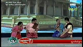 Khmer TV Show - Mr and Ms Talk show on April 12, 2015