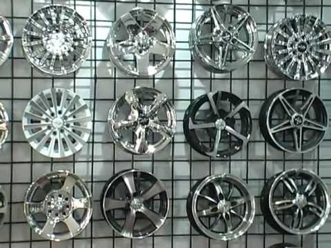 Rocky Traders Pathankot- Best Alloy Wheels in the city...