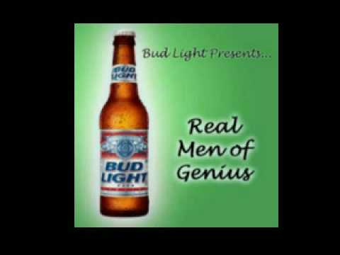 Bud Light Presents - Real Men of Genius Part 2