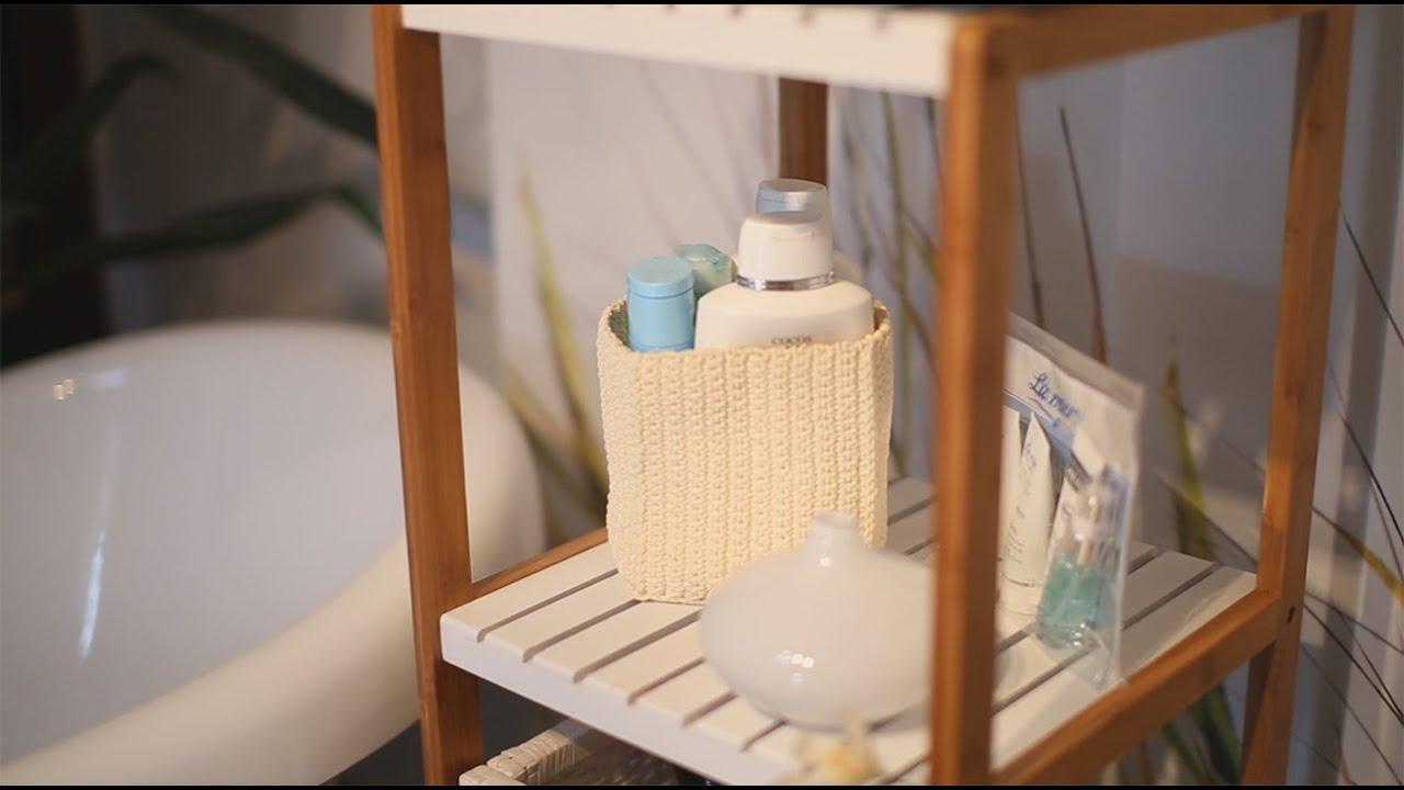 Badezimmer Organizer