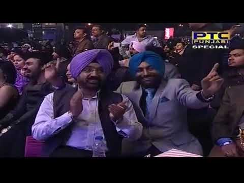 Awards - Click to Subscribe: http://bit.ly/1gcl6Fd Amrinder Gill & Binnu Dhillon Dance Performance PTC Punjabi Film Awards 2014.