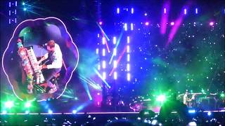 """Coldplay was in live at the Stade de France to Paris, Saturday 15th July 2017 for his first show from his world tour """"A Head Full Of..."""
