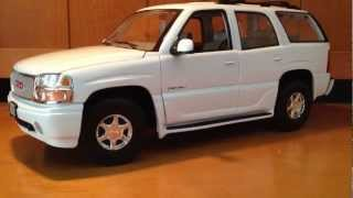 Nonton 1:18 2001 GMC Yukon Denali by Welly Review Film Subtitle Indonesia Streaming Movie Download